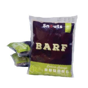 Alimento Barf cordero